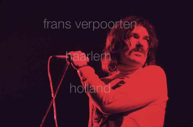 Captain Beefheart Amsterdam 1974
