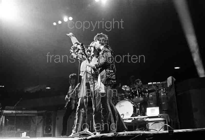 Rolling Stones Mick Jagger Frankfurt