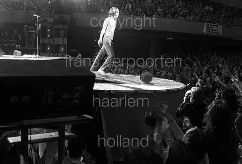 Rolling Stones Frankfurt Messe 1976