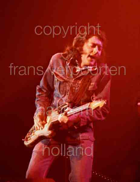Rory Gallagher 1974