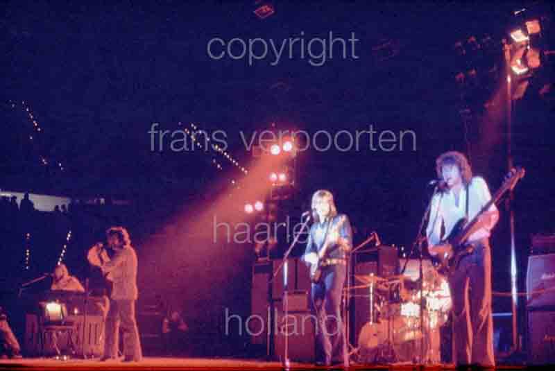 Moody Blues Amsterdam 1973
