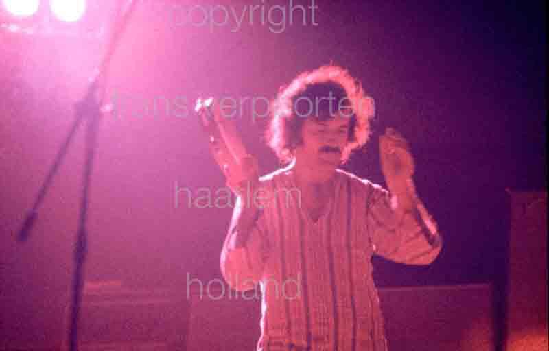 Moody Blues Ray Thomas Amsterdam 1973