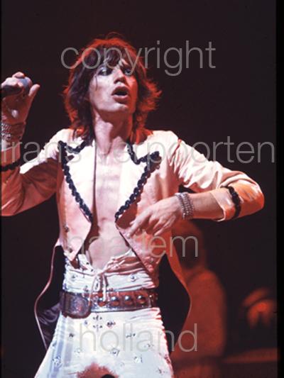 Rolling Stones Vienna Wiener Stadthalle 1973