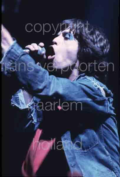 Rolling Stones in Vienna Wiener Stadthalle 1973