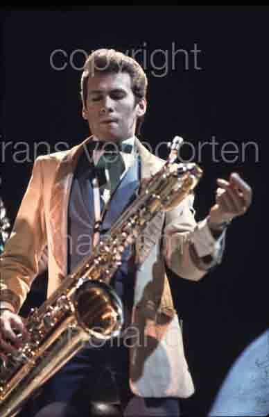 Roxy Music Andy Mackay Netherlands 1973