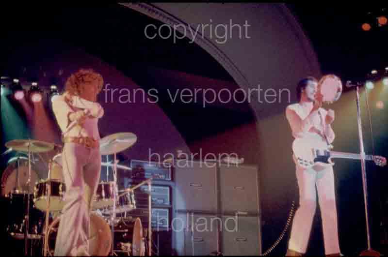 Who Roger Daltrey Pete Townshend 1973