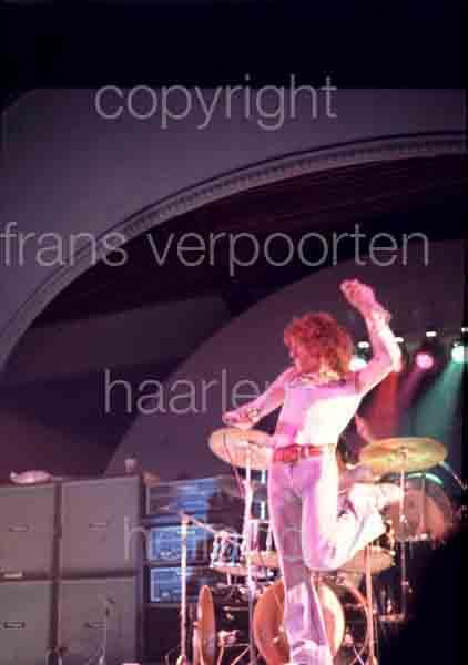 Who Roger Daltrey Vliegermolen Netherlands 1973