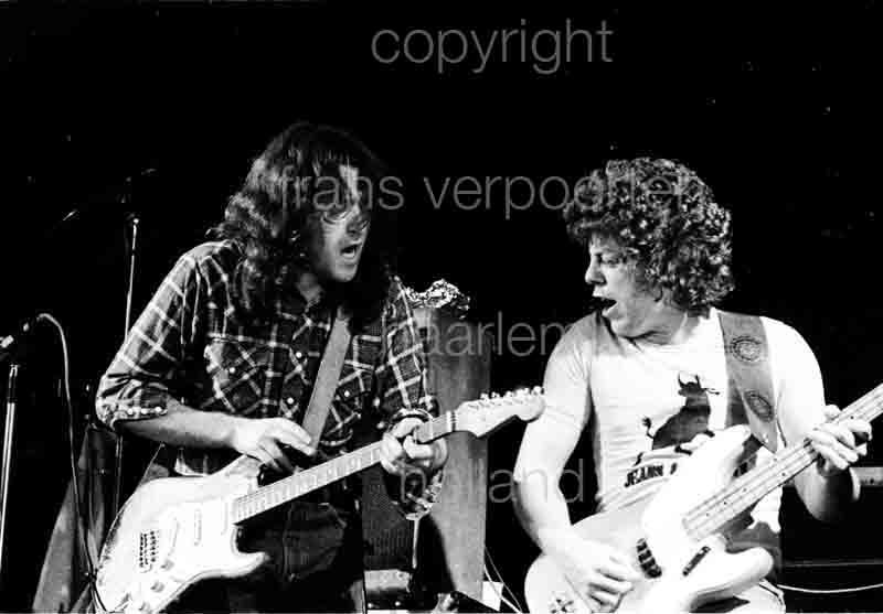 Rory Gallagher 1976 Amsterdam Concertgebouw