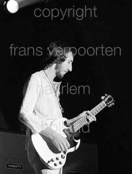 Who Pete Townshend Vliegermolen Netherlands 1973