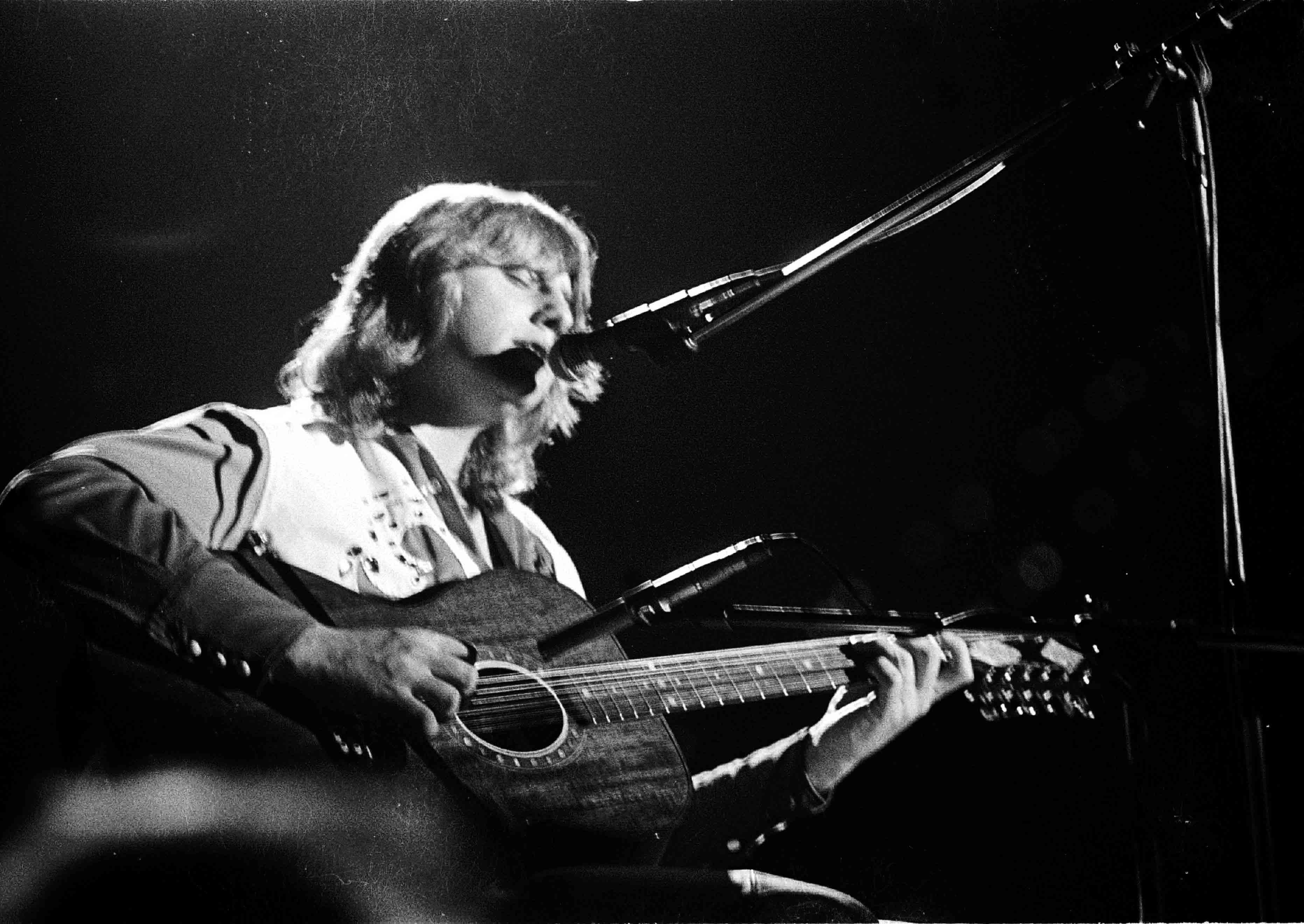 Emerson, Lake & Palmer Greg Lake 1973