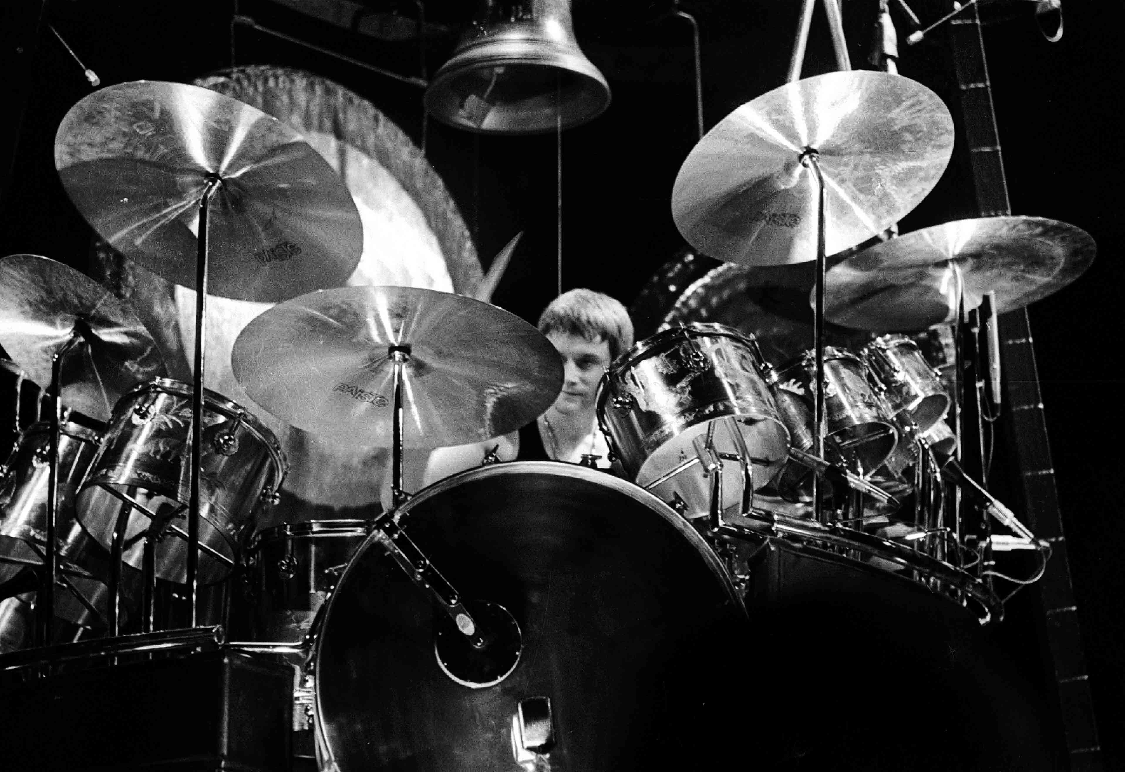 Emerson Lake & Palmer 1973 Carl Palmer Amsterdam