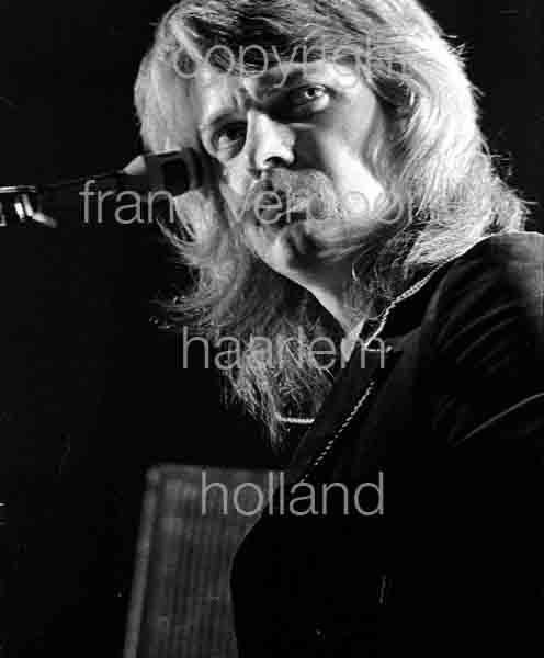 Leon Russell Amsterdam, Netherlands