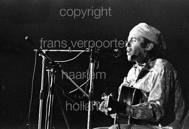 Ry Cooder Vliegermolen Netherlands 1973
