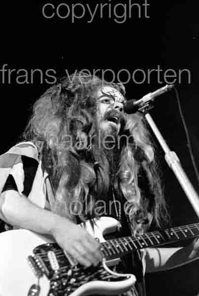 Roy Wood Amsterdam live 1973