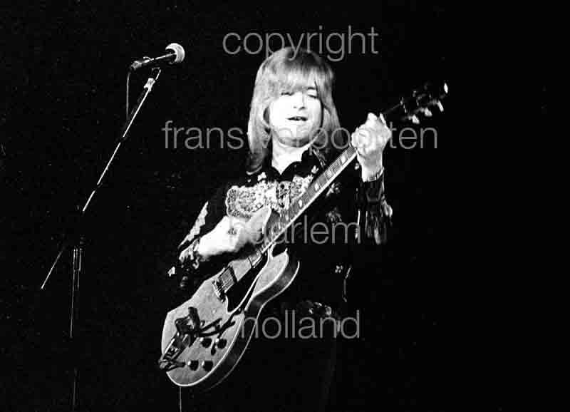 Moody Blues Justin Hayward 1973 Amsterdam