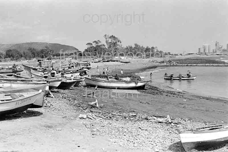 Spain Gran Canaria 1970 pesca
