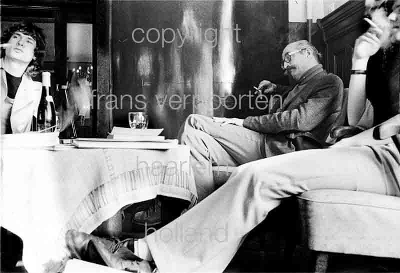 W.H.M. van den Hout Willem W. Waterman Haarlem