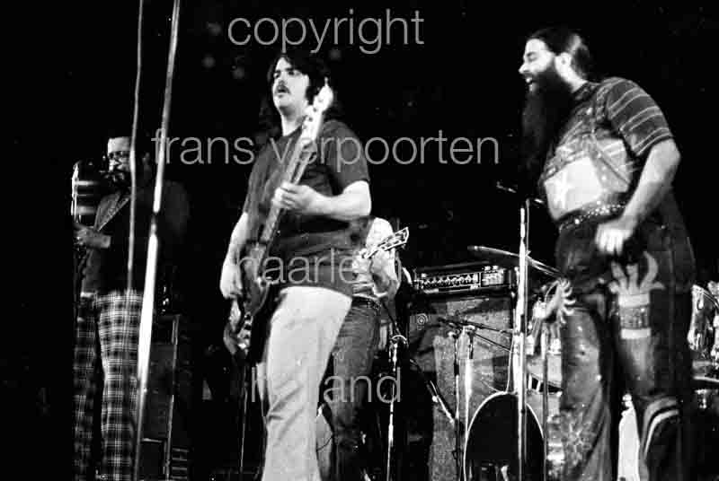 Canned Heat Bob Hite 1973