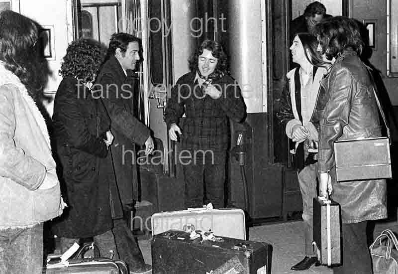 Rory Gallagher Traveling