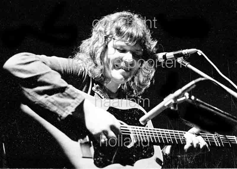 King Crimson Amsterdam 1973
