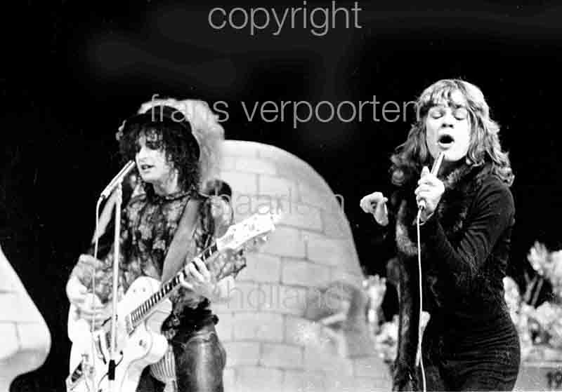 New York Dolls 1973 Hilversum Netherlands