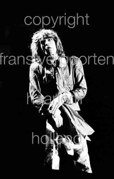 Rolling Stones European Tour 1976 The Hague 29 30 may 1976 Mick Jagger Ronnie Wood Keith Richards Bill Wyman Charlie Watts Ollie Brown Ian Stewart