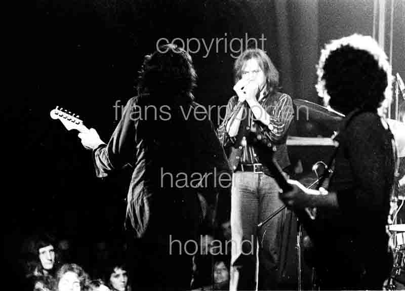 Rory Gallagher Gerry McAvoy Amsterdam 1974