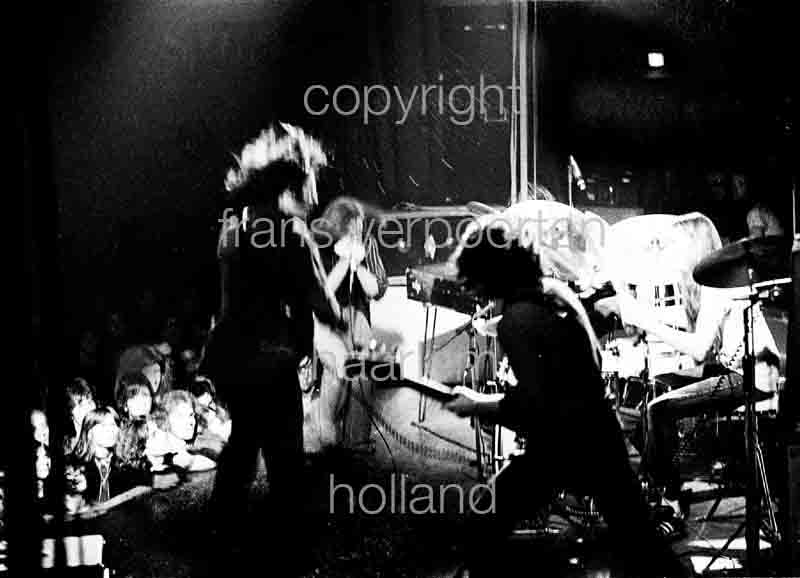 Rory Gallagher Gerry McAvoy Amsterdam