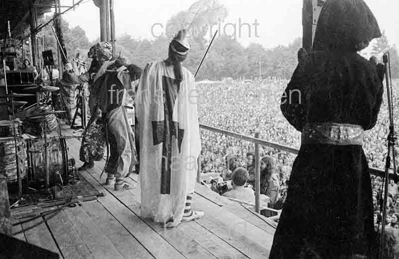 Steeleye Span are an English folk rock band