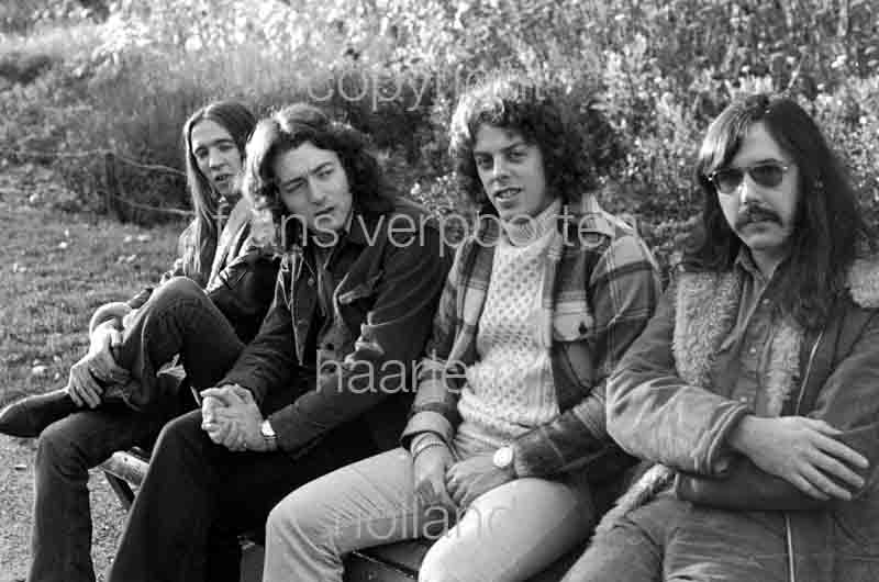 Rory Gallagher Gerry McAvoy