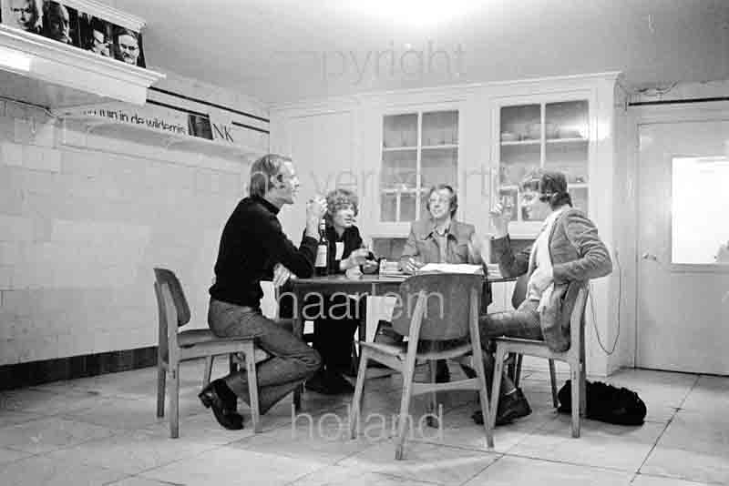 Joyce & Co Athenæum, Polak & Van Gennep 1972