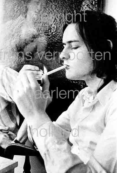 Joyce en Co Persfoto's 1972 Keith Snell
