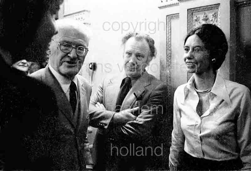 Joyce & Co Pres. Erwin Teylers Museum Haarlem