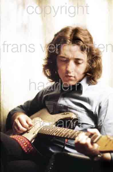 Rory Gallagher, 2 maart 1948 – Londen, 14 juni 1995