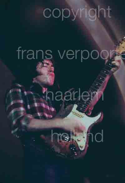 Rory Gallagher, 2 maart 1948 – Londen
