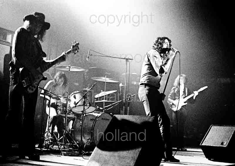 Deep Purple Amsterdam 1973