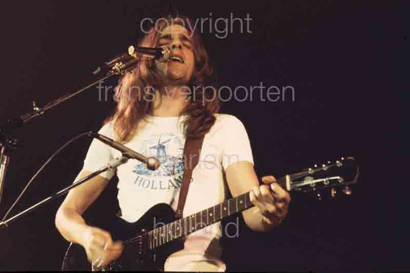 Eagles Amsterdam Concertgebouw 1973 - Popstockphoto.com