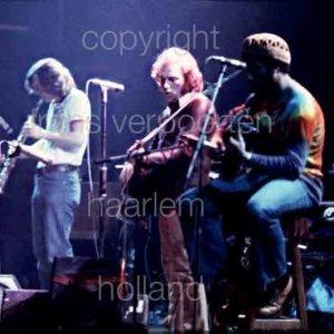 Van Morrison Amsterdam Netherlands 1974