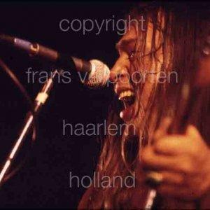 Redbone live performance Netherlands 1973