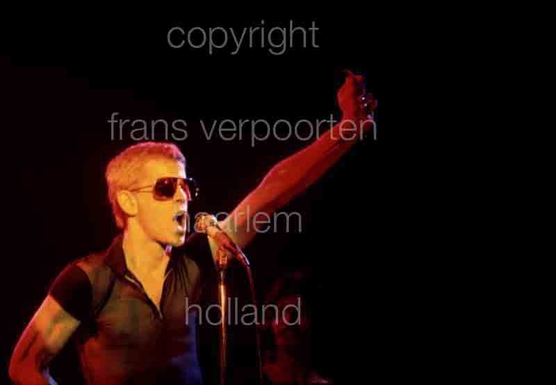 Lou Reed 1972 performance Carre Amsterdam