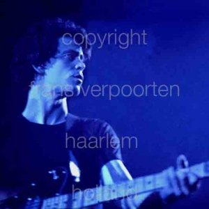 Lou Reed 1972 performance Amsterdam