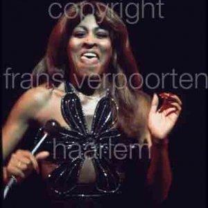 TinaTurner Doelen Rotterdam 1971