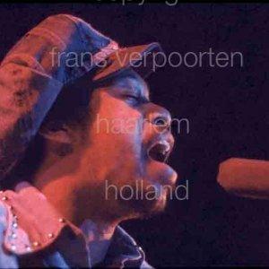 WAR Performance Amsterdam 1974