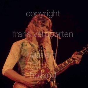 Joe Walsh performance Netherlands 1973