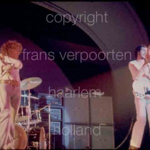 Who Roger Daltrey Pete Townshend 1973