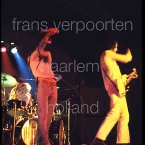 Who Roger Daltrey Pete Townshend Netherlands 1973