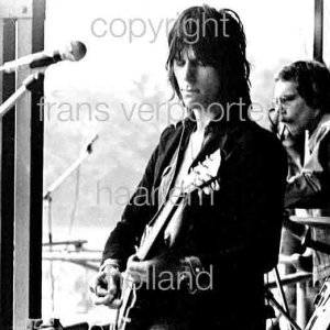 Jeff Beck Pinkpop 1973 Netherlands