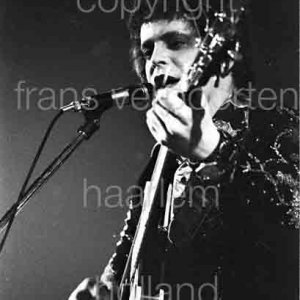 Lou Reed live performance Amsterdam