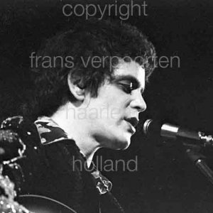 Lou reed live performance amsterdam 1972