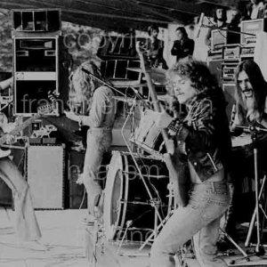 Status Quo Pinkpop Netherlands 1974